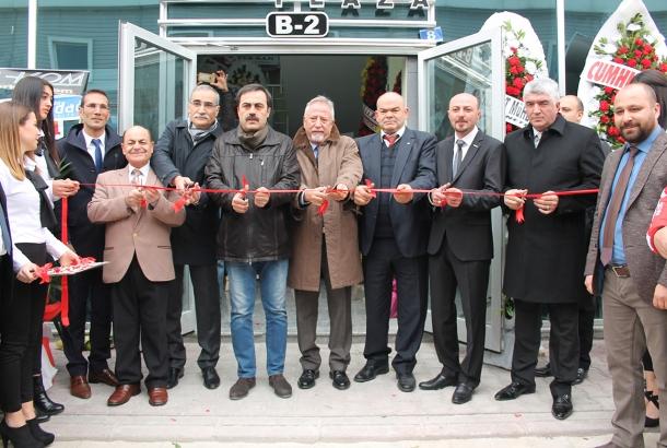 TİMFED'in Son Üyesi KONTİMDER Yeni Dernek Binasını Hizmete Açtı