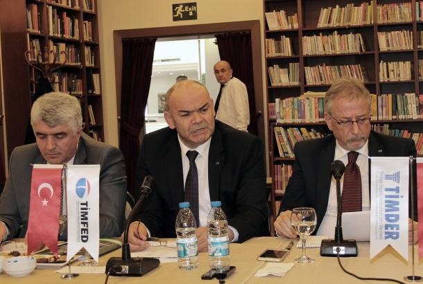 TİMFED Yönetim Kurulu Toplantısı İstanbul'da Gerçekleşti!