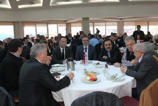 Konyalılar Konya İçin Toplandı