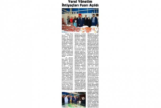 Beyşehir İlk Haber