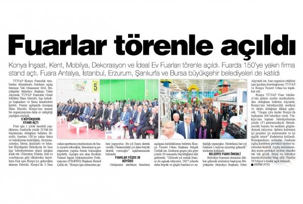Merhaba Konya