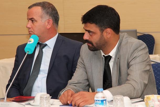 TİMFED Yönetim Kurulu Toplantısı Ankara'da Gerçekleştirildi
