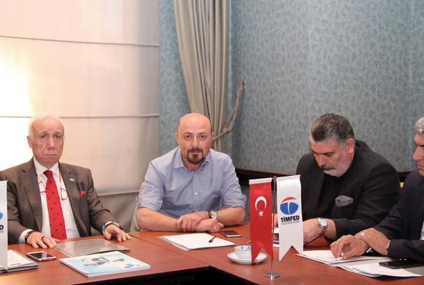 TİMFED, Yeni Dönem İlk Toplantısını İstanbul'da Gerçekleştirdi