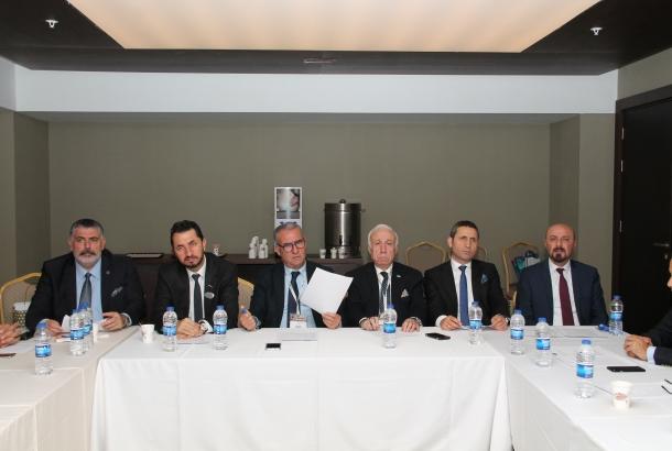TİMFED Yönetim Kurulu Toplantısı Antalya'da Gerçekleşti!