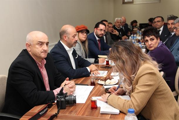 TİMFED Yönetim Kurulu Üyeleri, Bursa'da Bir Araya Geldi