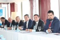 TİMFED Yönetim Kurulu Toplantısı Denizli'de Gerçekleştirildi