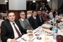 TİMFED Yönetim Kurulu Akşam Yemeğinde Biraraya Geldi!