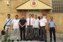 KONTİMDER İran Confair 2016 Fuarı'na katıldı