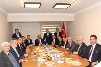 TİMFED Yönetim Kurulu Ankara'da