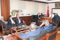 TİMFED Yönetim Kurulu TSE'yi Ziyaret Etti