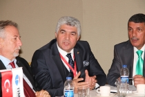 TİMFED Yönetim Kurulu Toplantısı Antalya'da Gerçekleşti