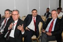 TİMFED Yönetim Kurulu Yapex Fuarı'nda