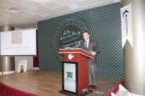 Prof. Dr. Emre Alkin'in konuşmacı olarak katıldığı