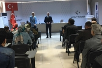 KONTİMDER İŞKUR işbirliği ile düzenlenen Girişimcilik eğitiminin üçüncüsü tamamlandı.