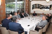 TİMDER Yönetim Kurulu Geçmiş Dönem Başkanlarıyla Buluştu