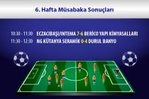 29. Geleneksel Taner Oğuz -TİMDER Halı Saha Futbol Turnuvası'nda Altıncı Hafta..