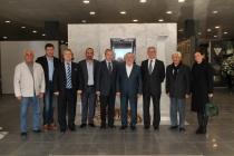 TİMDER Yönetim Kurulu İstanbul Yapı'yı Ziyaret Etti