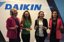 Daikin'in Sessizliği Çalışanlarına Ritim Oldu