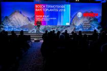 Bosch Termoteknoloji İş Ortakları ile Bir Araya Geldi!