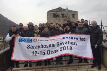 Termo Teknik Bayisi Cazgır A.Ş, Alt Bayilerini Saraybosna'da Ağırladı