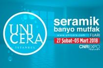 UNICERA Fuarı Başbakan Yardımcısı Mehmet Şimşek'in Katılımıyla Açılıyor