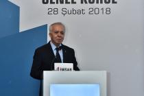Başkanlık Süresi 3 Yıla Çıkarılan Türkiye İMSAD'da, Ferdi Erdoğan İki Yıl Daha Başkan