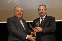 Bien'in Kurucusu Nurullah Ercan'a Onur Ödülü