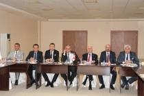 TİMFED Yönetim Kurulu Toplantısı Konya'da Gerçekleştirildi