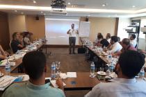 Diyarbakır'da Toshiba Multi Split Klima Eğitimi