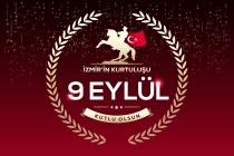 İzmir'in Kurtuluşu Kutlu Olsun...