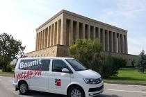 Baumit Akademi, Çağdaş Yapı Çözümlerini Anlatmak İçin Türkiye Yollarında