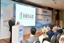 """Türkiye İMSAD Gündem Buluşmaları'nda """"Enflasyonist Ortamda Üretim-Yönetim"""" ve Sektördeki Son Gelişmeler Konuşuldu"""
