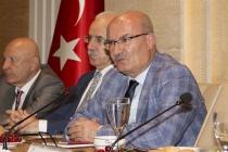 TİMFED Yönetim Kurulu Ankara'da Buluştu