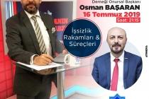 KONTİMDER Onursal Başkanı Osman Başaran Kanal 42 TV Piyasanın Nabzı programına konuk oldu.