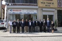 TİMFED Yönetim Kurulu Üyeleri, Denizli'de Bir Araya Geldi