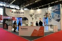 Kalekim'in, Yenilikçi Ürün ve Çözümleri, Paris Batimat Fuarı'nda Fark Yarattı