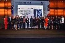 """Ege Seramik, """"2019 Kadınlarla Güçlendirilmiş Yönetim Kurulu"""" Ödülüne Layık Görüldü"""