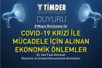 Koronavirüse Karşı Alınan Ekonomik Önlemler (08.05.2020 Revizyonu)
