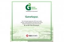 Ege Seramik Green Squared Belgesi Almaya Hak Kazanan İlk ve Tek Türk Firması Oldu