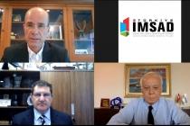 Türkiye İMSAD 36. Gündem Buluşmaları 'Pandeminin Gölgesinde 2021' Başlığı Altında Düzenlendi