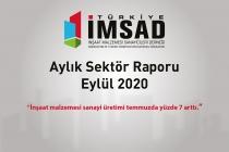 Türkiye İMSAD Eylül 2020 Sektör Raporu Açıklandı