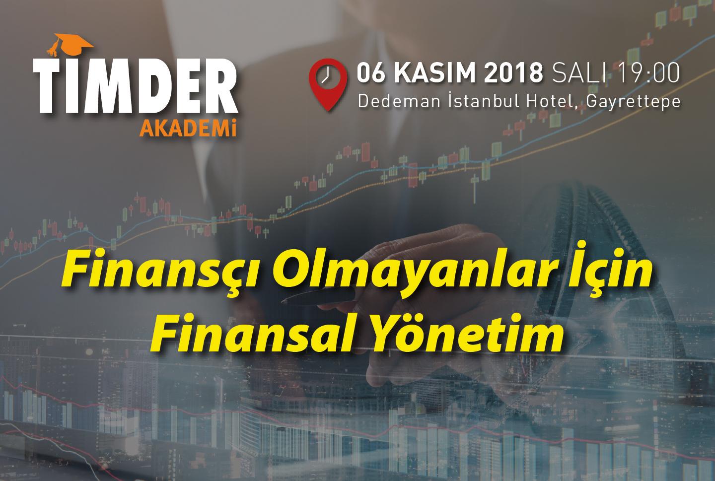 Finansçı Olmayanlar İçin Finansal Yönetim