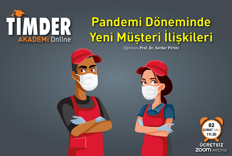 Pandemi Döneminde Yeni Müşteri İlişkileri