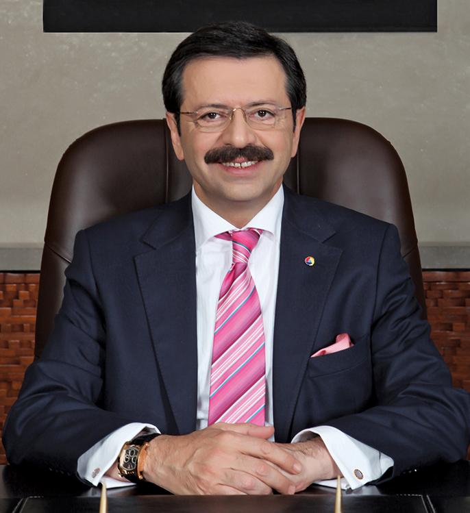 M. Rifat Hisarcıklıoğlu