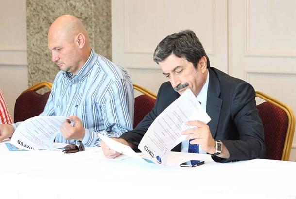 TİMFED Olağan Yönetim Kurulu Toplantıları Yapıldı