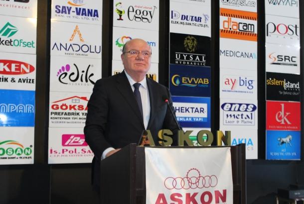 KONTİMDER, ASKON VE KOMÜT işbirliği  ile 'İnşaat Sektörünün Dünü Bugünü' toplantısı düzenlendi.