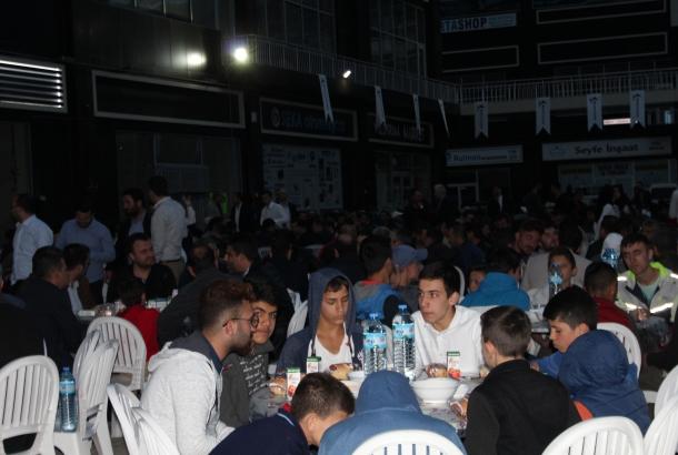 KONTİMDER üyeleri iftar yemeğinde bir araya geldi