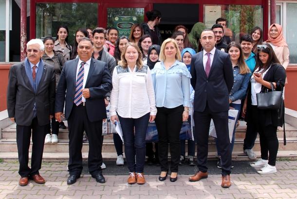 Wavin Academy, İstanbul Üniversitesi - TİMDER Yüksekokul Projesi Öğrencileri ile Buluştu