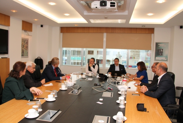 TİMDER Yönetim Kurulu Vaillant Türkiye'i Ziyaret Etti