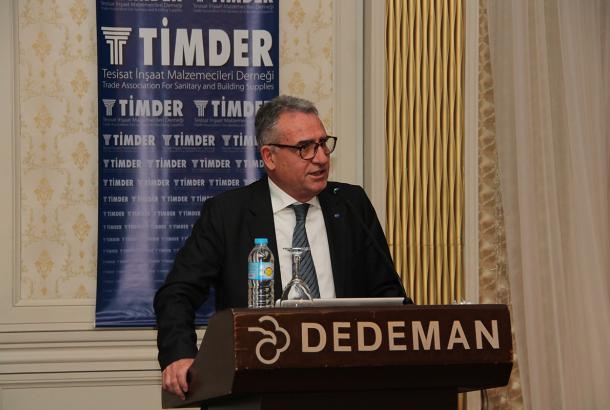 Prof. Dr. Özgür Demirtaş, TİMDER Ekonomi Sohbetlerine Konuk Oldu